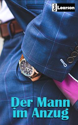 Der Mann im Anzug